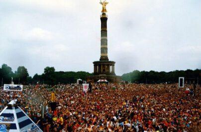 BERLIN AD OTTHONT A LOVE PARADE ÚJ VÁLTOZATÁNAK 2022-BEN